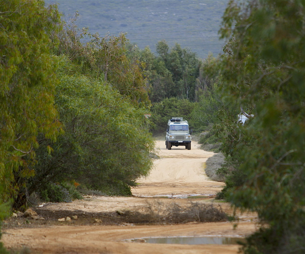 Alghero Resort Excursion off road