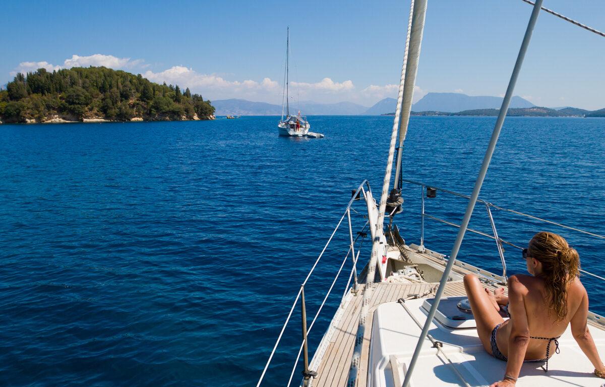 sail boat alghero